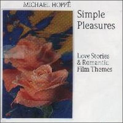 [중고] Michael Hoppe / Simple Pleasures (수입)