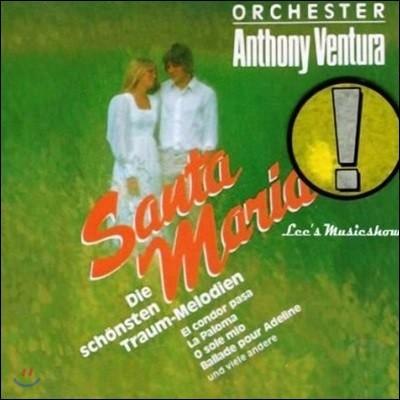 [중고] Anthony Ventura Orchestra / Santa Maria (수입)