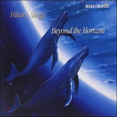 [중고] Hilary Stagg / Beyond The Horizon (수입)