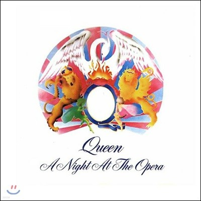 Queen - A Night At The Opera 퀸 4집