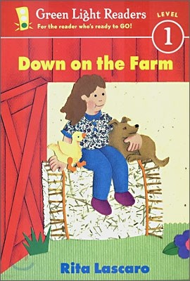 Green Light Readers Level 1 : Down on the Farm