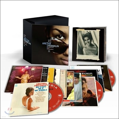 Aretha Franklin - Take A Look: Complete On Columbia (Box Set)