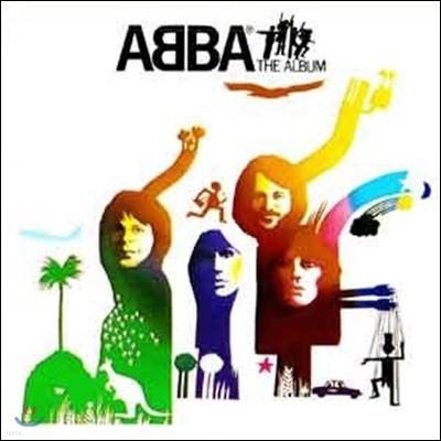 [중고] [LP] ABBA / The Album