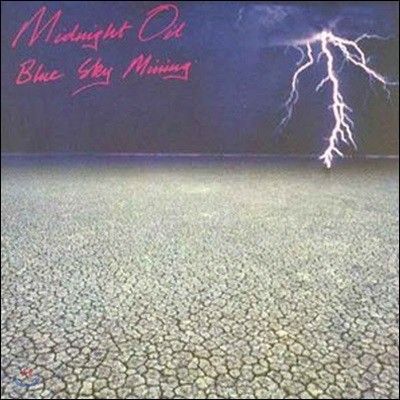 [중고] [LP] Midnight Oil / Blue Sky Mining