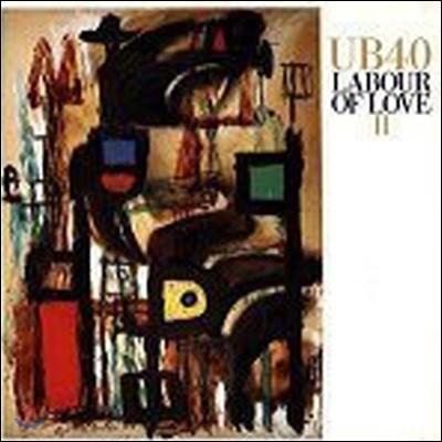 [중고] [LP] UB40 / Labour Of Love II