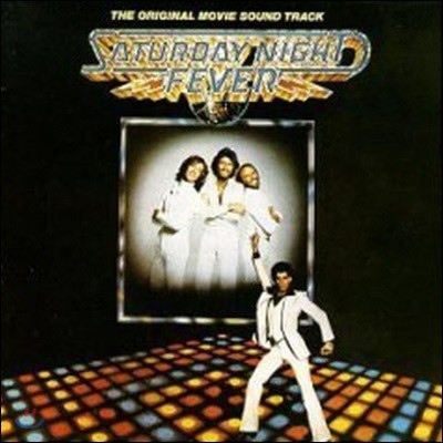 [중고] [LP] O.S.T / Saturday Night Fever: The Original Movie Sound Track (2LP)