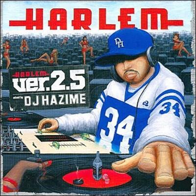 [중고] DJ Hazime / HARLEM ver.2.5 (일본반)