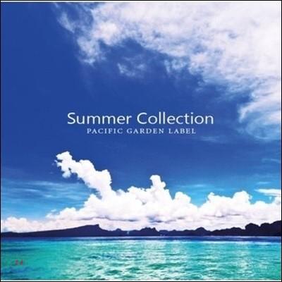 [중고] V.A / Pacific Garden Summer Collection (일본반)