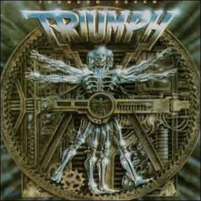 [중고] [LP] Triumph / Thunder Seven
