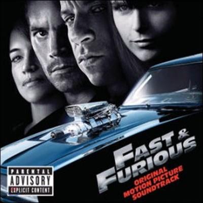 [중고] O.S.T. / Fast & Furious 4 - 분노의 질주