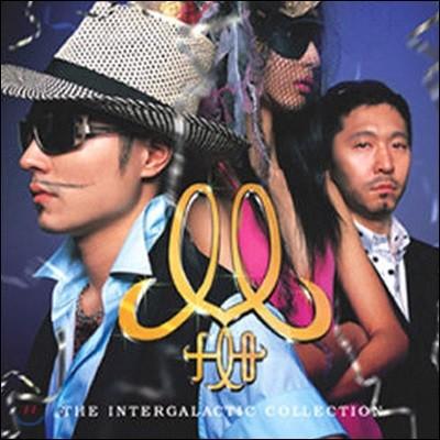 [중고] M-Flo (엠플로) / Intergalactic Collection (2CD/일본반/rzcd45081b)