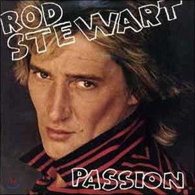 [중고] [LP] Rod Stewart /  Passion