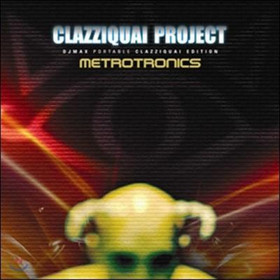 [중고] Clazziquai Project(클래지콰이 프로젝트) / Metrotronics (With DJ Max/CD+DVD)