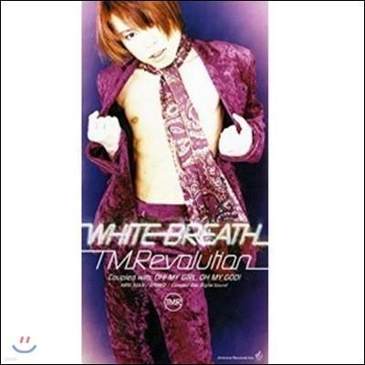 [중고] T.M.Revolution / White Breath (일본반/Single/ardj5059)