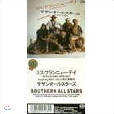 [중고] Southern All Stars (서던 올스타즈) / Miss Brand-New Day (일본반/Single/vdrs1063)