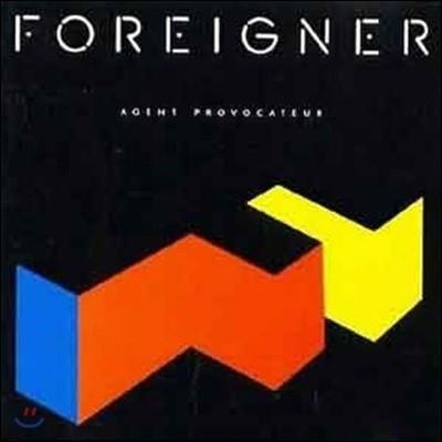 [중고] [LP] Foreigner / Agent Provocateur (수입)