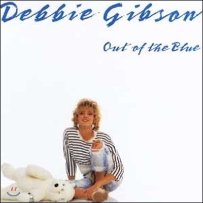 [중고] [LP] Debbie Gibson / Out Of The Blue