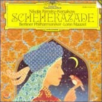[중고] [LP] Lorin Maazel / Rimsky-korsakov : Scheherazade (selrg1289)