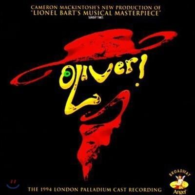 [중고] O.S.T. / Oliver! (1994 London Palladium Cast/수입)