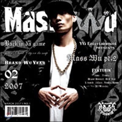 [중고] Masta Wu(마스타 우) / 2집 - Mass Wu Pt.2