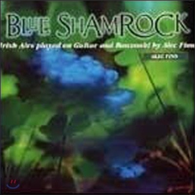 [중고] Alec Finn / Blue Shamrock (스티커부착)