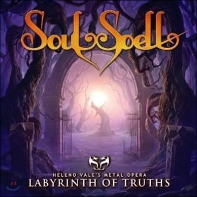 [중고] Soulspell / Labyrinth Of Truth (수입)