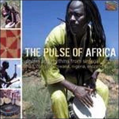 [중고] V.A. / The Pulse Of Africa (수입)