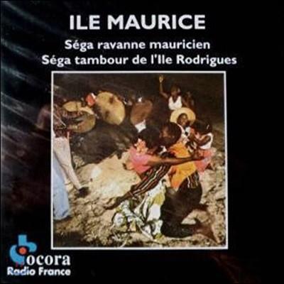 [중고] Ile Maurice / Sega Ravanne Mauricien (수입)
