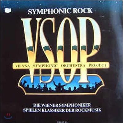 [중고] Vienna Symphonic Orchestra / Symphonic Rock (자켓확인)