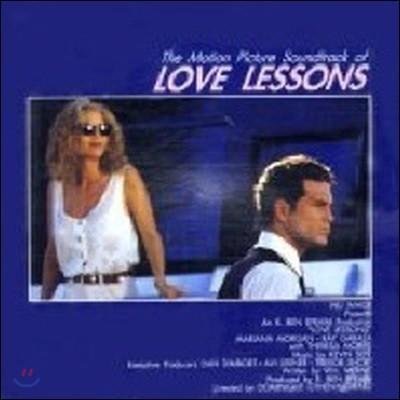 [중고] O.S.T. / Love Lessons