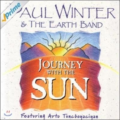 [중고] Paul Winter & The Earth Band / Journey With The Sun (수입)