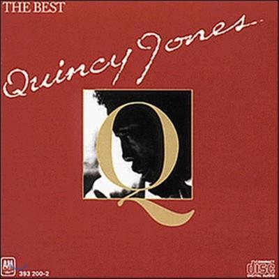 [중고] Quincy Jones / The Best (수입)