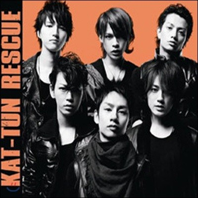 [중고] Kat-Tun / Rescue (일본반/Single/CD+DVD/jaca51385139)