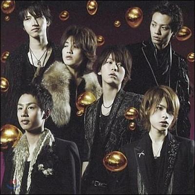 [중고] Kat-Tun / One Drop (일본반/Single/CD+DVD/jaca51285129)