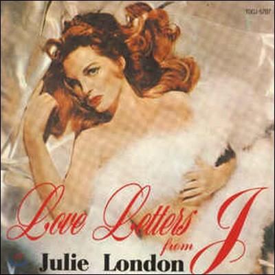 [중고] Julie London / Love Letters From J (일본반)