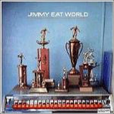 Jimmy Eat World / Jimmy Eat World (미개봉)