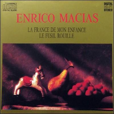 [중고] Enrico Macias / Greatest Hits