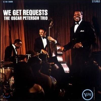[중고] Oscar Peterson Trio / We Get Requests (수입)