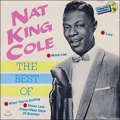[중고] Nat King Cole / The Best Of Nat King Cole (수입)