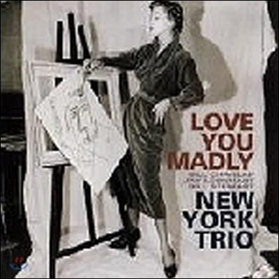 [중고] New York Trio / Love You Madly (일본반)