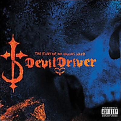 [중고] DevilDriver / Fury Of Our Maker's Hand (수입)