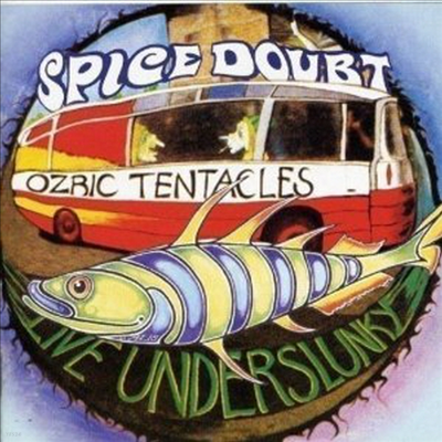 Ozric Tentacles - Live Underslunky/Spice Doubt (2CD)