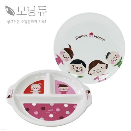 [모닝듀] 유아식기2P