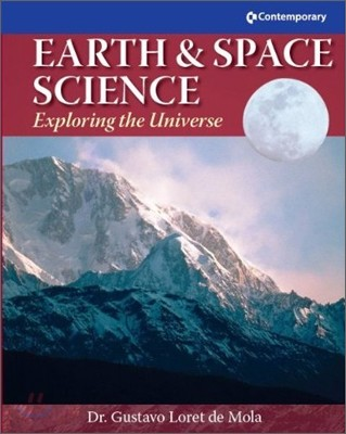 WG Contemporary's Earth&Space Science : Studentbook with CD-ROM