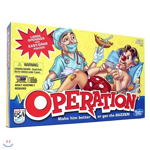 [코리아보드게임즈] 오퍼레이션 Operation