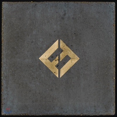 Foo Fighters (푸 파이터스) - Concrete And Gold [2 LP]