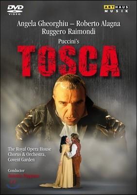 Angela Gheorghiu / Roberto Alagna 푸치니: 토스카 - 안젤라 게오르규, 로베르토 알라냐 (Puccini: Tosca)