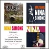 Nina Simone - 3 Originals (Little Girl Blue, The Amazing Nina Simone, Nina Simone At Town Hall)