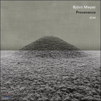 Bjorn Meyer - Provenance 비요른 메이어 베이스 연주집 [LP]