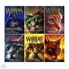 WARRIORS 전사들 시리즈 1~6권 세트(수첩 증정) : 암흑의 밤/떠오르는 달/밝아 오는 새벽/별빛/황혼/일몰